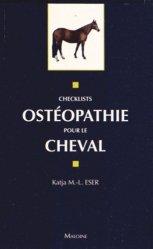Souvent acheté avec Neurologie clinique du chien et du chat, le Ostéopathie pour le cheval