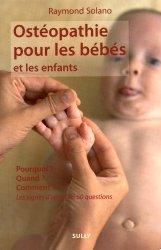 Souvent acheté avec Méditation du corps conscient, le Ostéopathie pour les bébés et les enfants