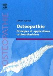 Dernières parutions dans Ostéopathie, Ostéopathie Principes et applications ostéoarticulaires