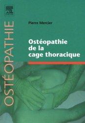 Souvent acheté avec Traitement ostéopathique des lombalgies et lombosciatiques par hernie discale, le Ostéopathie de la cage thoracique