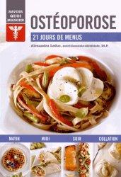 Dernières parutions dans Savoir quoi manger, Ostéoporose. 21 jours de menus