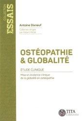 Dernières parutions sur Théories et concepts, Ostéopathie et globalité