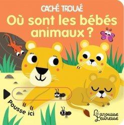 Dernières parutions sur Pour les tout-petits, Où sont les bébés animaux ?