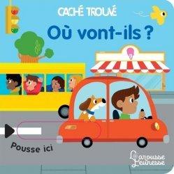 Dernières parutions sur Pour les tout-petits, Où vont-ils ?