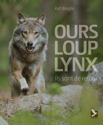 Dernières parutions sur Faune de montagne, Ours, loup, lynx