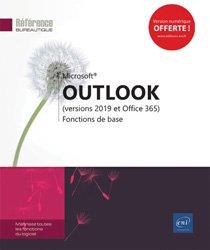 Dernières parutions dans Référence bureautique, Outlook (versions 2019 et office 365)