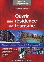 Dernières parutions dans Gestion et organisation, Ouvrir une résidence de tourisme