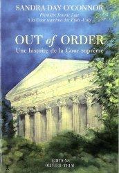 Dernières parutions sur Droit des Etats-Unis, Out of Order. Une histoire de la Cour suprême