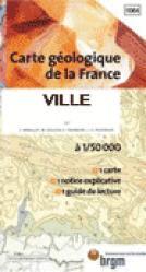 Dernières parutions dans Carte géologique de la France à 1/50 000, Pau