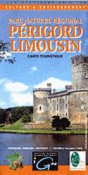 Dernières parutions dans Carte touristique, Parc naturel régional Périgord Limousin