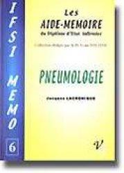 Souvent acheté avec Pédiatrie, le Pneumologie