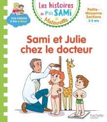 Dernières parutions sur Pour les enfants, P'tit Sami Maternelle 3-4 ans - Chez le docteur