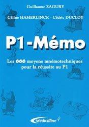 Souvent acheté avec Penser la médecine, le P1-Mémo