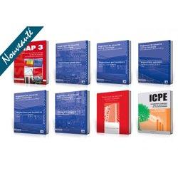 Souvent acheté avec SSIAP 2, le PACK SSIAP 3 OPTIMUM : 8 ouvrages * Dispo. générales-particulières-spéciales-ERP 5e catégorie-IGH-SSIAP3-Bât. d'hab.-ICPE