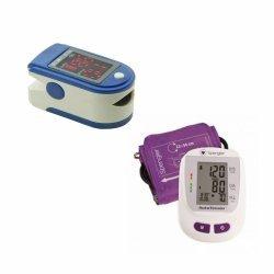 Dernières parutions sur , Pack Infirmier 3 Oxymètre de pouls + Autotensio bras (M/L)