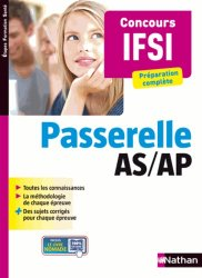 Passerelle AS/AP - Concours IFSI