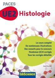 Souvent acheté avec UE 5 - Anatomie (Cours), le PACES UE2 Histologie