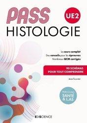 Souvent acheté avec PASS UE3 Physique - Manuel : cours + entraînements, le PASS UE2 Histologie