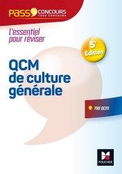 Pass'Concours - QCM de culture générale