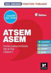 Dernières parutions dans Pass'Concours, Pass'Concours ATSEM/ASEM