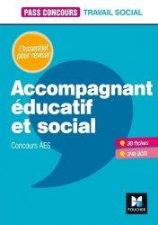 Dernières parutions dans Pass'Concours, Pass'Concours - Accompagnant éducatif et social