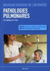 Souvent acheté avec L'essentiel des pathologies, le Pathologies pulmonaires