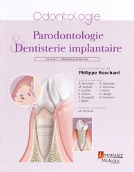 Dernières parutions sur Parodontologie, Parodontologie et dentisterie implantaire