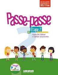 Dernières parutions sur Méthodes FLE, Passe-passe 2 Etape 2 A1