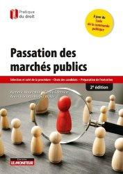 Dernières parutions sur Langues et littératures étrangères, Passation des marchés publics