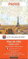 Dernières parutions sur Paris et Ile-de-France, Paris. 1/14 000, Edition 2019
