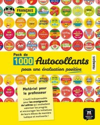 Dernières parutions sur Auto apprentissage (Parascolaire), Pack d'autocollants pour l'évaluation en français