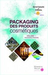 Dernières parutions sur CAP - BP Esthétique cosmétique, Packaging des produits cosmétiques