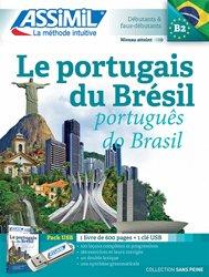 Dernières parutions sur Portugais Brésilien, Pack USB Le portugais du Brésil B2 - Avec 1 livre