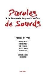 Dernières parutions dans Cahiers libres, Paroles de sourds