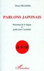 Dernières parutions dans , Parlons japonais