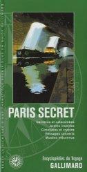 Nouvelle édition Paris secret