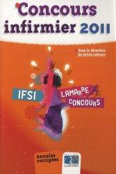 Souvent acheté avec Méga guide Concours IFSI, le Pack Concours Infirmier 2011 - 2012