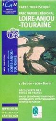 Dernières parutions dans Carte touristique, Parc naturel régional - Loire-Anjou-Touraine