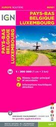 Nouvelle édition Pays-Bas/Belgique/Luxembourg. 1/300 000