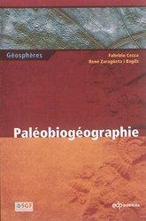 Dernières parutions sur Paléontologie - Fossiles, Paléobiogéographie