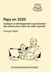 Dernières parutions sur Santé et soins de l'enfant, Papy en 2020