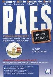 Souvent acheté avec Physique Visa pour la 1re année santé, le PAES Mode d'emploi - Groupe B https://fr.calameo.com/read/004967773b9b649212fd0