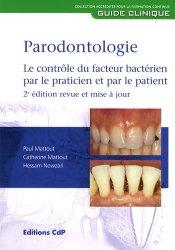 Souvent acheté avec Diagnostic radiologique dentaire et facial Exercices, le Parodontologie
