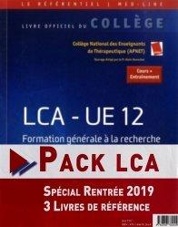 Dernières parutions dans Le référentiel Med-Line, Pack LCA