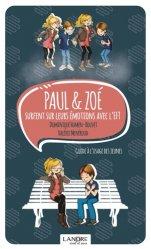 Dernières parutions sur Santé et soins de l'enfant, Paul & Zoé surfent sur leurs émotions avec l'EFT