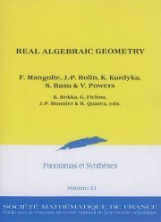 Dernières parutions sur Géométrie, Panoramas et synthèses - Parutions - 51