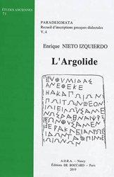 Dernières parutions sur Grec ancien, Paradeigmata : recueil d'inscriptions grecques dialectales