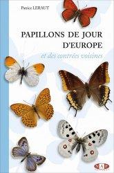 Dernières parutions sur Lépidoptères, Papillons de jour d'Europe et des contrées voisines