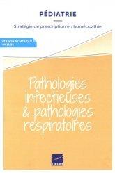 Dernières parutions sur Pédiatrie, Pathologies infectieuses & pathologies respiratoires