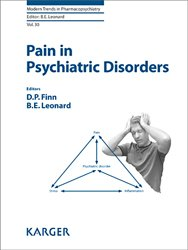 Dernières parutions dans Modern Trends in Pharmacopsychiatry, Pain in Psychiatric Disorders